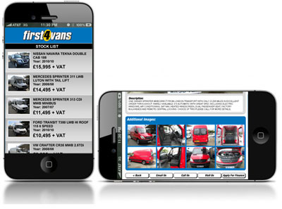Car Dealer Website